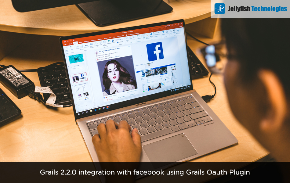 Grails 2.2.0 integration with facebook using Grails Oauth Plugin