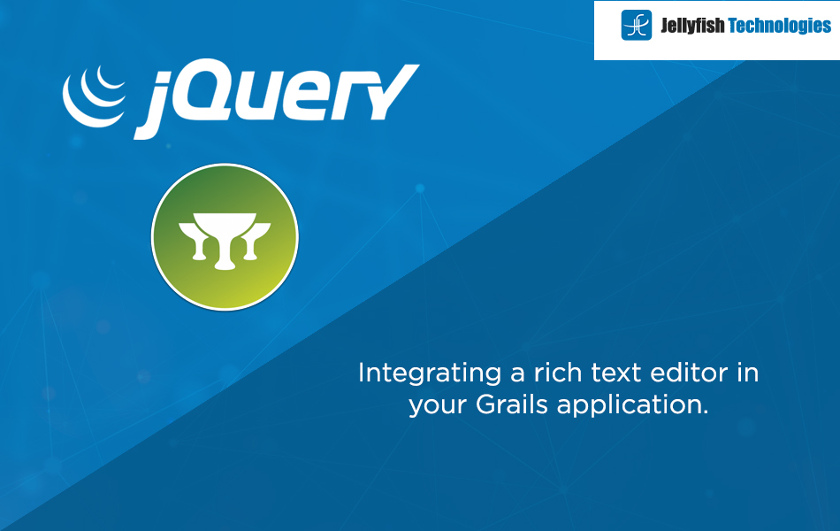 Integrating a rich text editor in your Grails application.