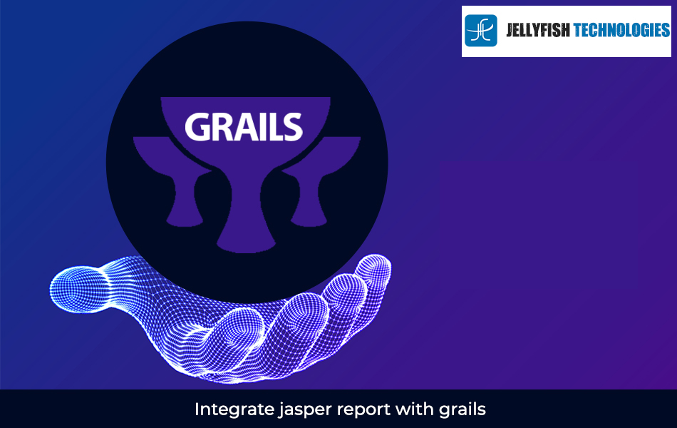 Integrate jasper report with grails