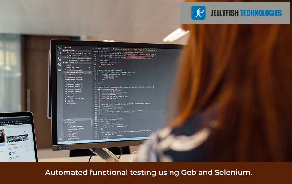 Automated functional testing using Geb and Selenium.