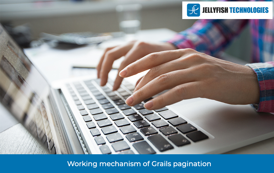 Working mechanism of Grails pagination