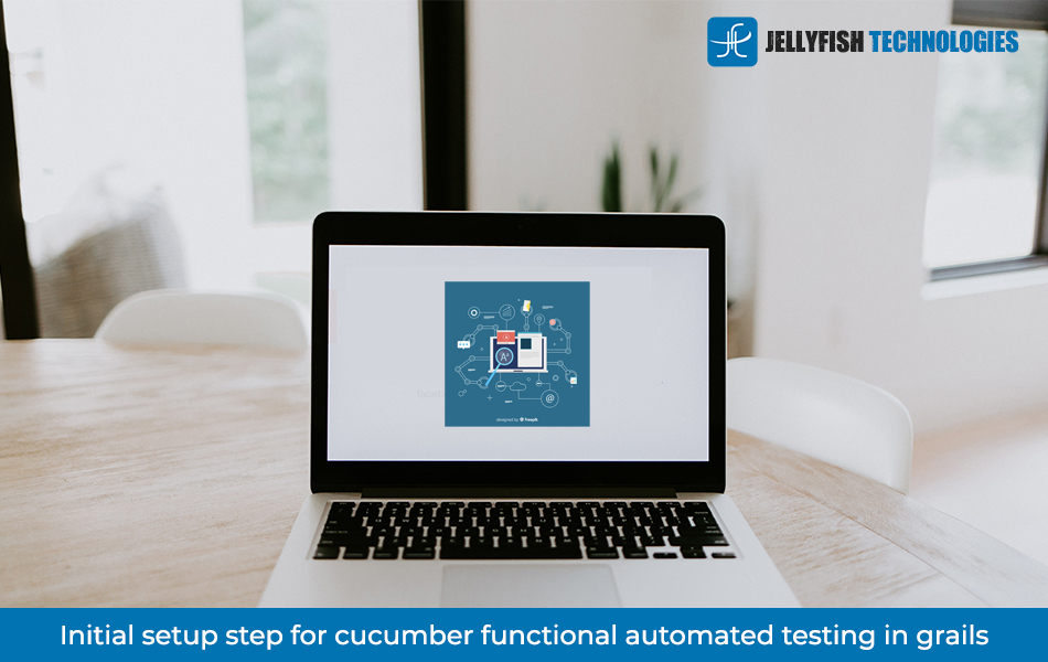 Initial setup step for cucumber functional automated testing in grails