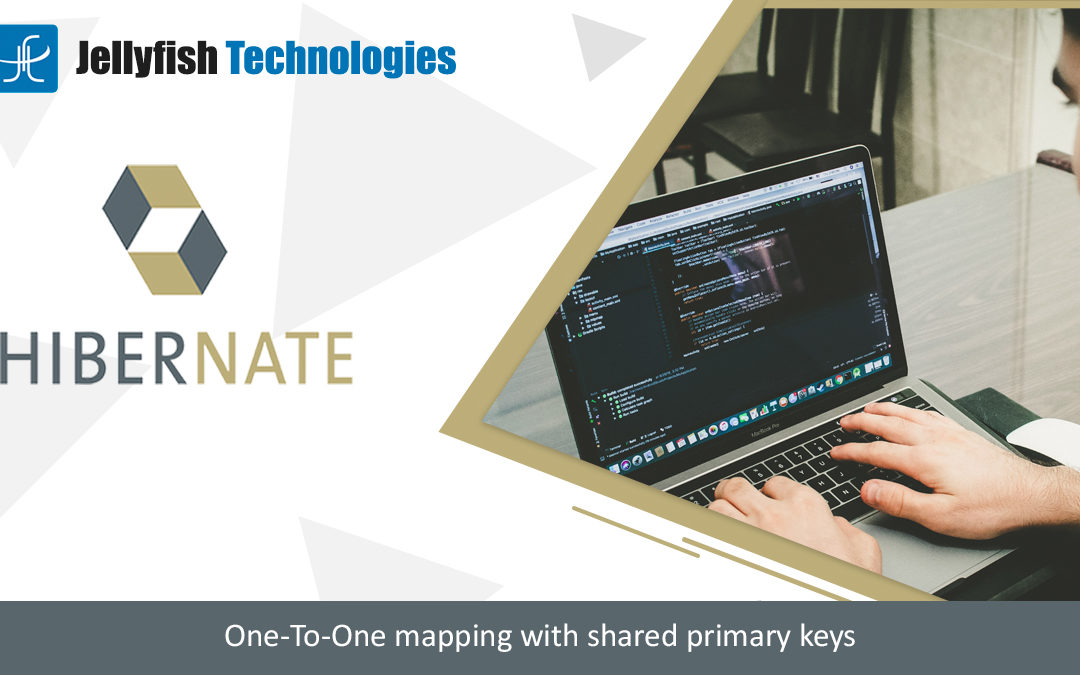 One-To-One mapping with shared primary keys