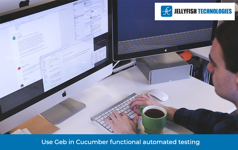 Use Geb in Cucumber functional automated testing
