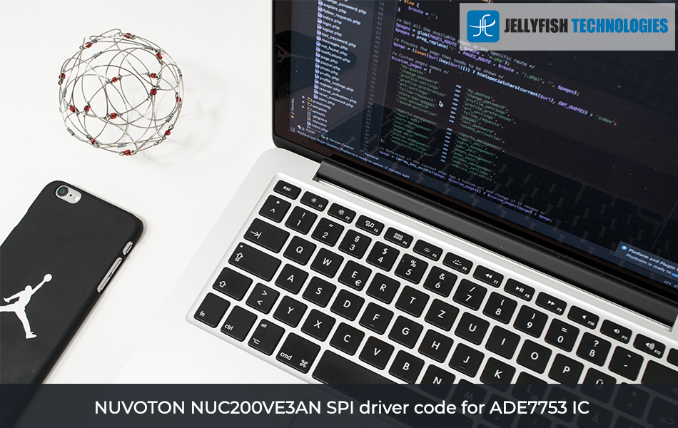 NUVOTON NUC200VE3AN SPI driver code for ADE7753 IC