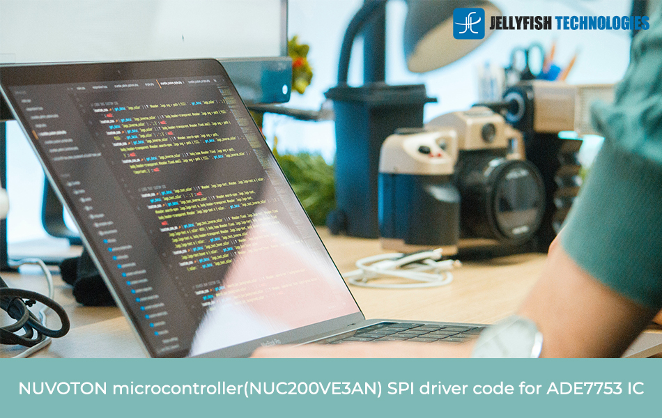 NUVOTON microcontroller(NUC200VE3AN) SPI driver code for ADE7753 IC