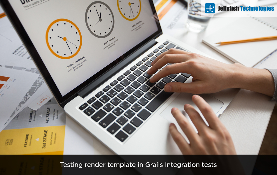 Testing render template in Grails Integration tests