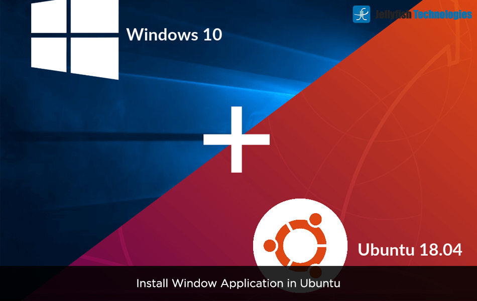 Install Window Application in Ubuntu