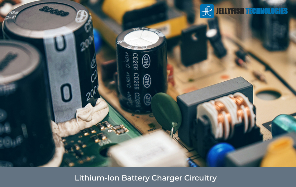 Lithium-Ion Battery Charger Circuitry