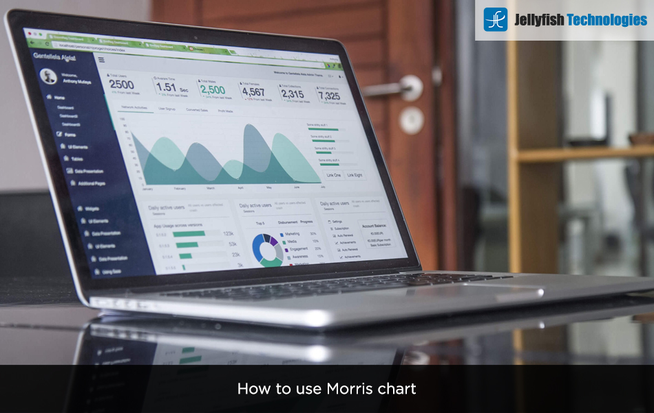 How to use Morris chart