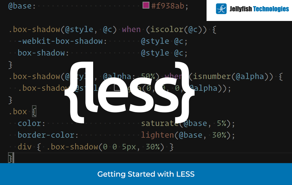Getting Started with LESS