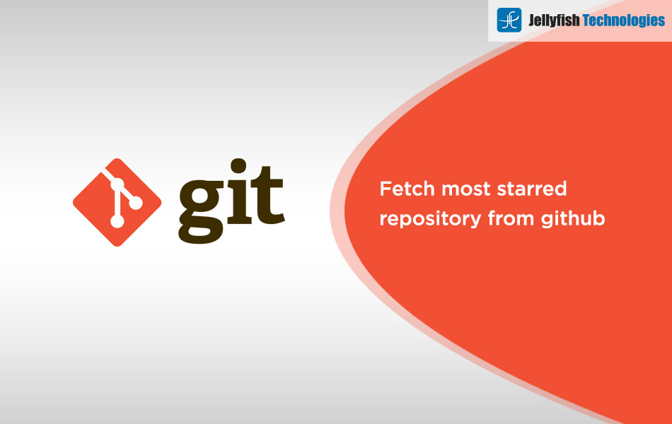 Fetch most starred repository from github