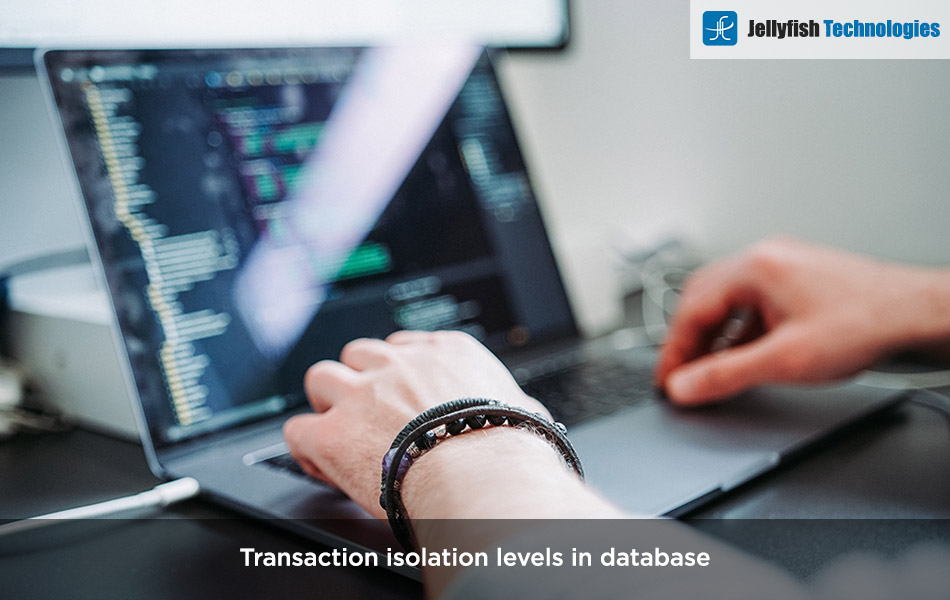 Transaction isolation levels in database