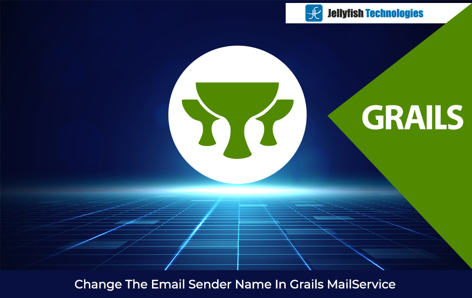 Change The Email Sender Name In Grails MailService
