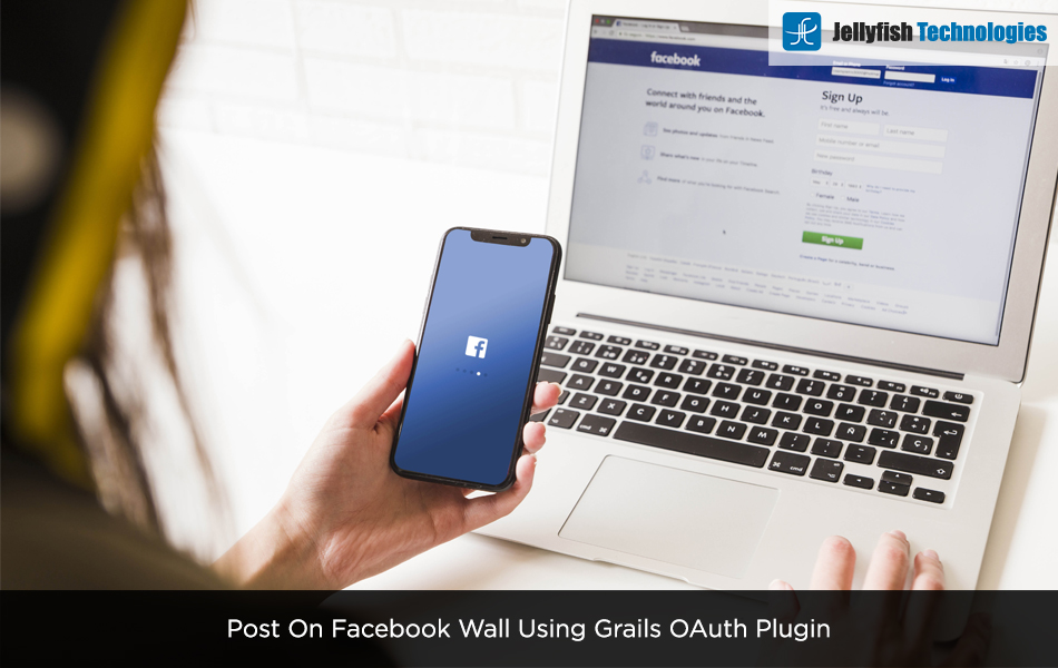 Post On Facebook Wall Using Grails OAuth Plugin