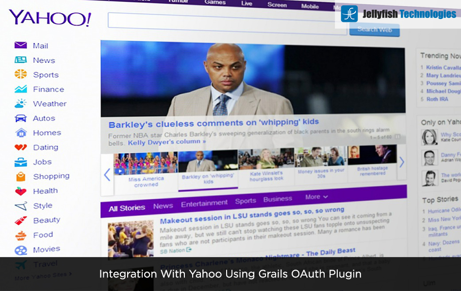 Integration With Yahoo Using Grails OAuth Plugin