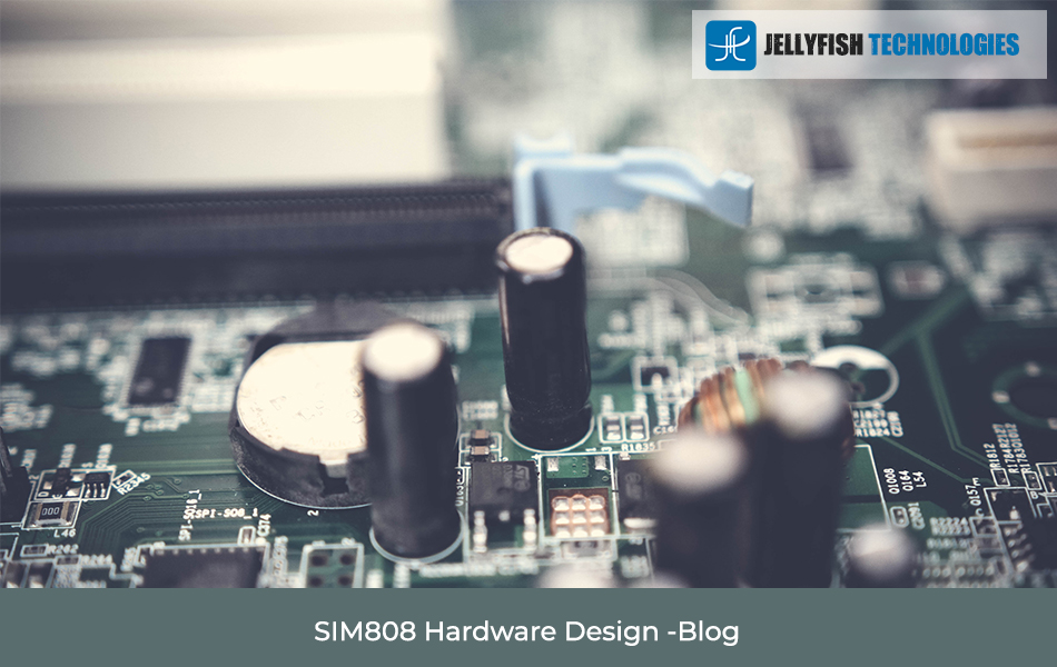 SIM808 Hardware Design -Blog