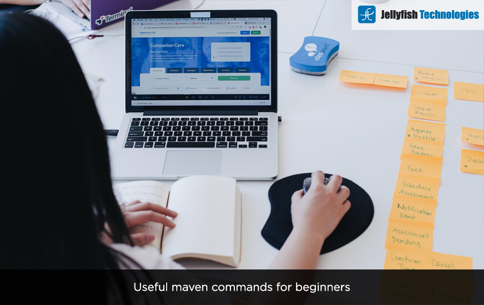 Useful maven commands for beginners