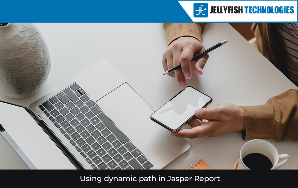 Using dynamic path in Jasper Report