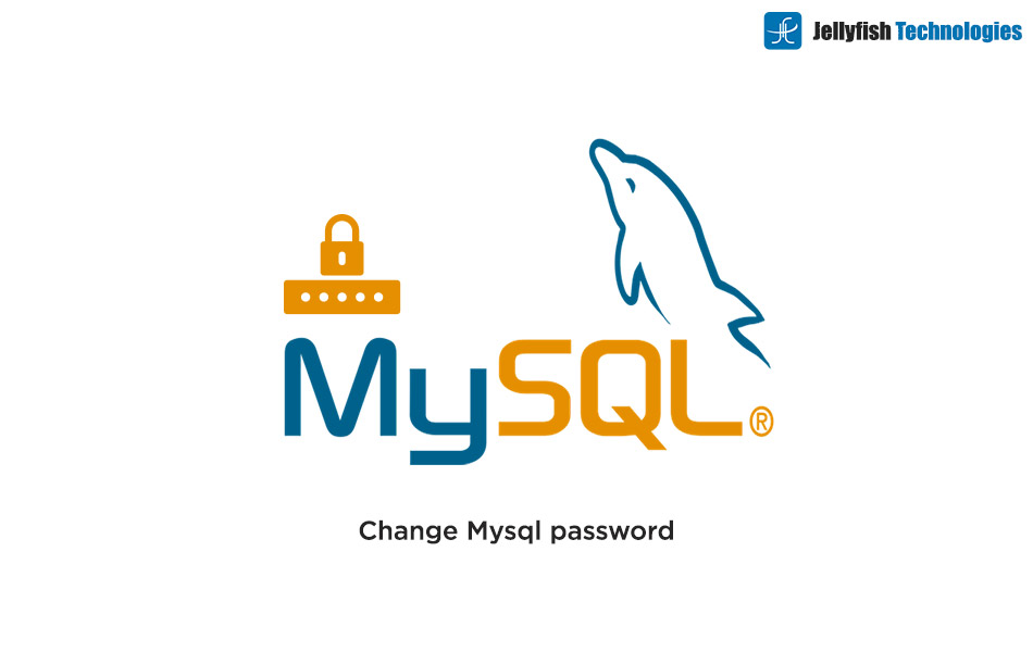 Change Mysql password.