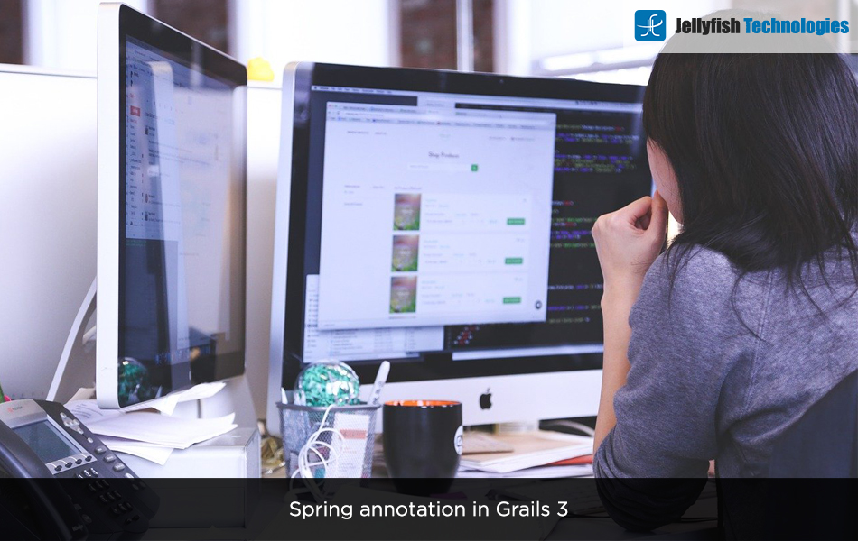 Spring annotation in Grails 3