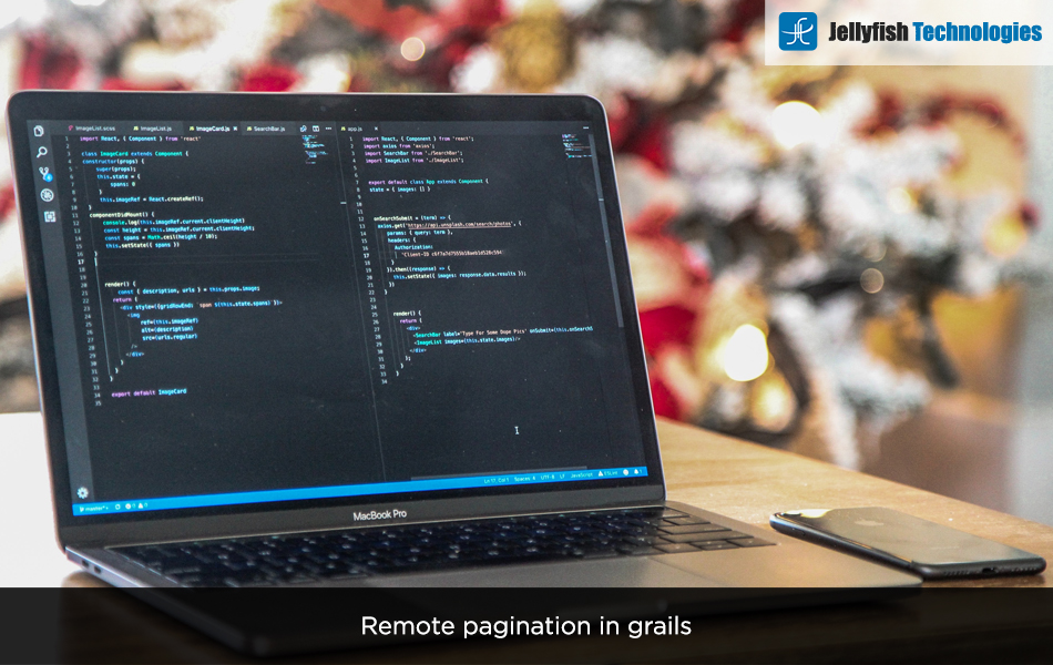 Remote pagination in grails
