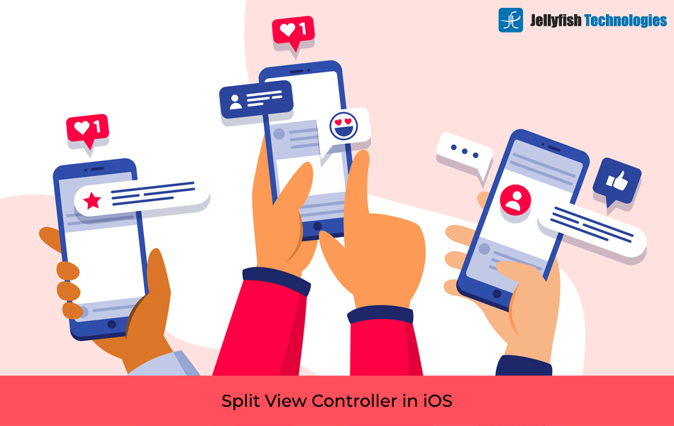 Split View Controller in iOS