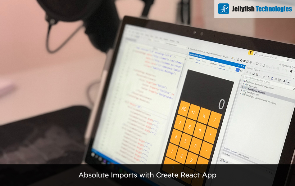 Absolute Imports with Create React App
