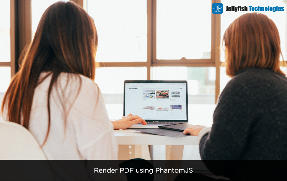 Render PDF using PhantomJS