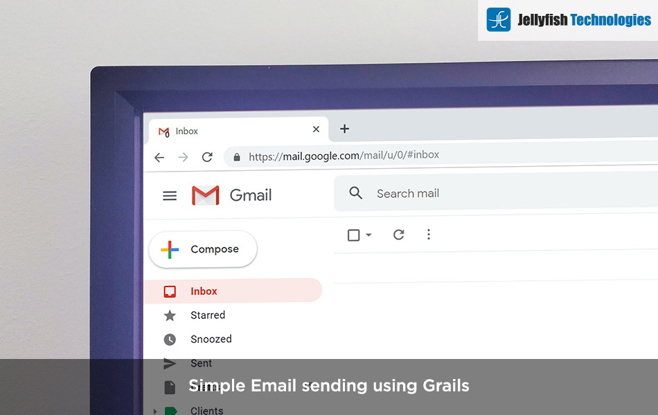 Simple Email sending using Grails….