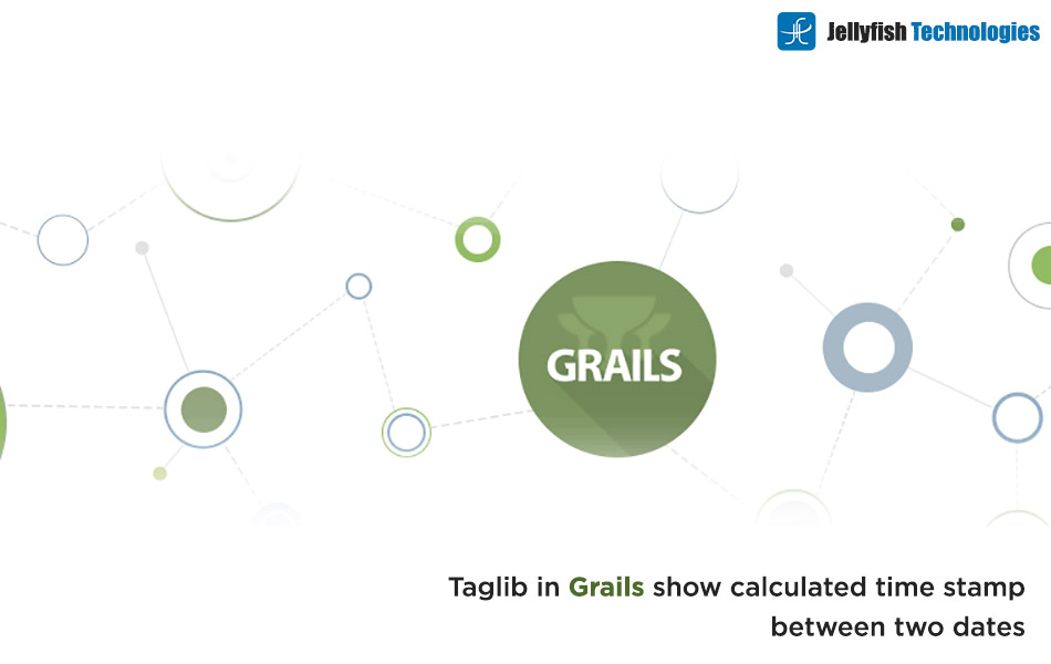 Taglib  in grails to show calculated time stamp between two dates