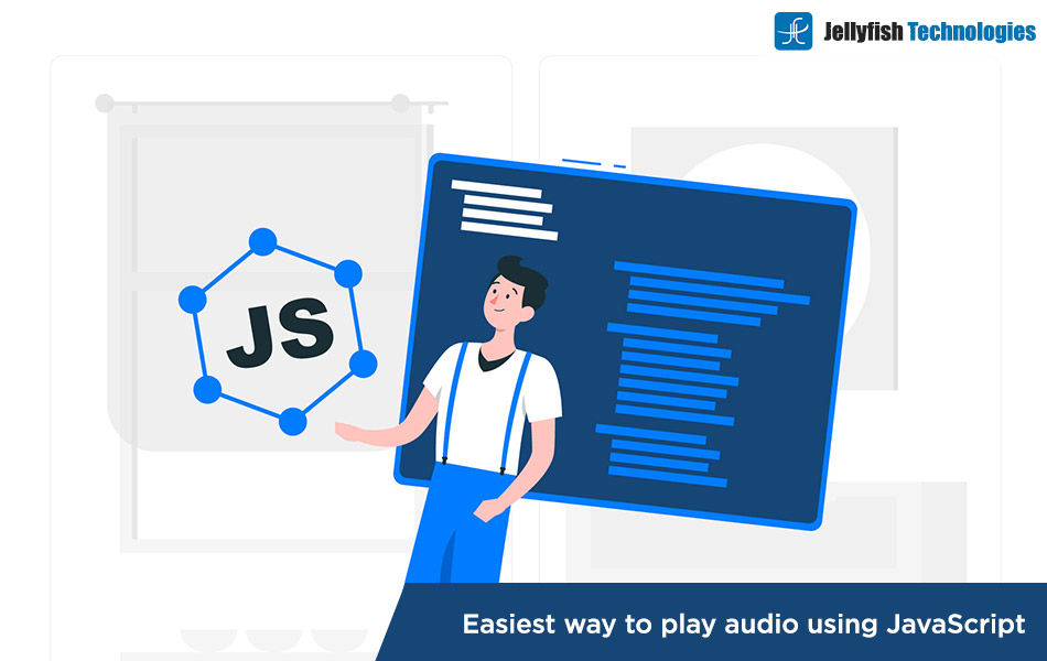 Easiest way to play audio using JavaScript