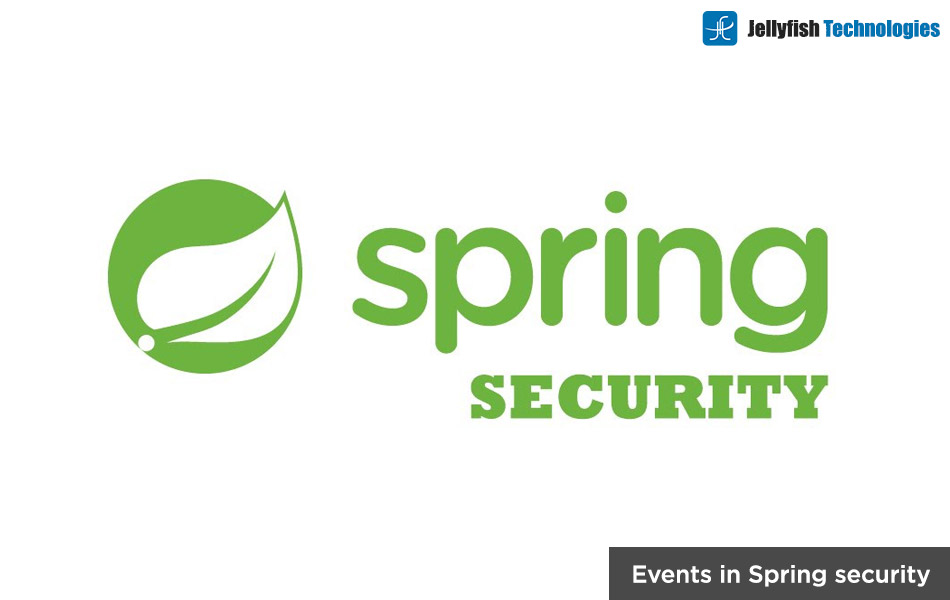 Events in Spring security
