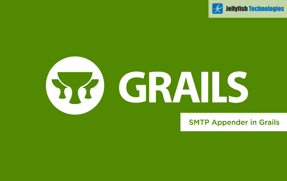 SMTP Appender in Grails
