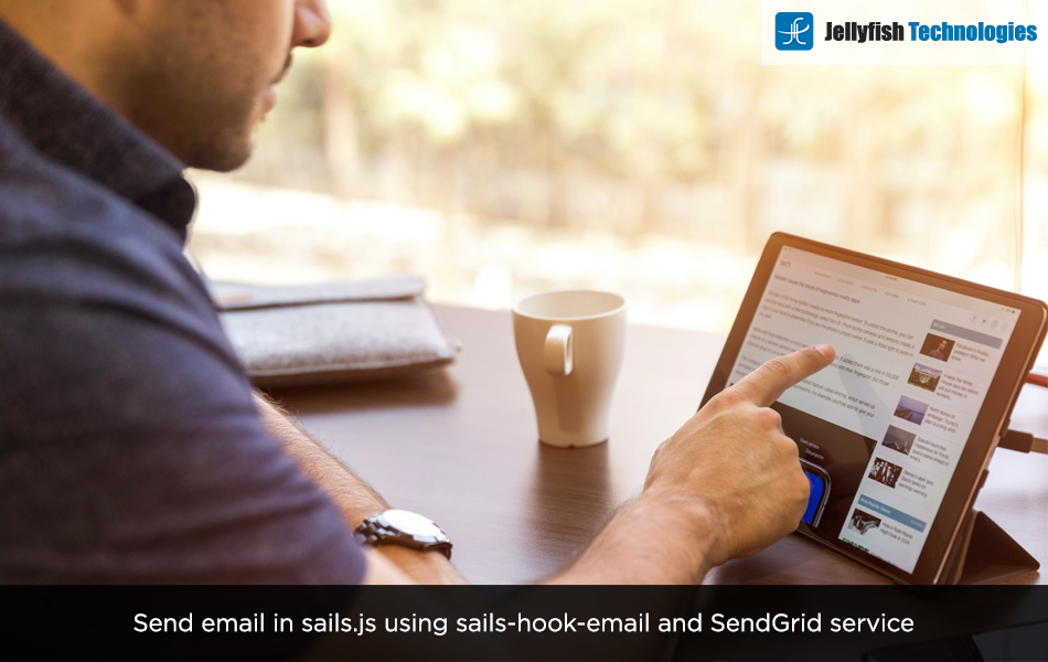 Send email in sails.js using sails-hook-email and SendGrid service