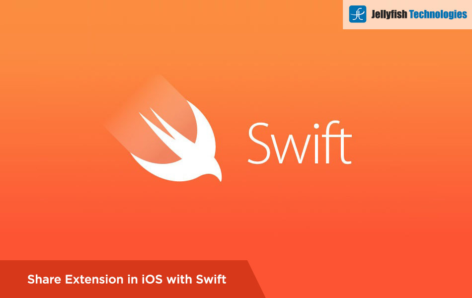 Share Extension in iOS with swift
