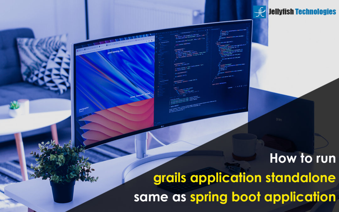How to run grails application standalone same as spring boot application