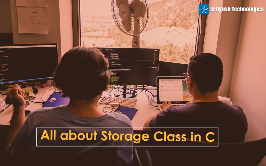All About Storage Class in C
