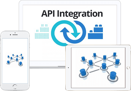 API integration and development